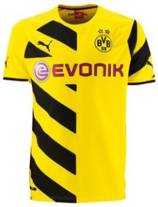 Dortmund Trikot 2014-2015