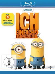 Ich - Einfach Unverbesserlich 2 (Blu-ray)