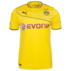 Puma BVB Winter Trikot 2013/2014