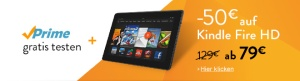 Kindle HD ab 79 Euro