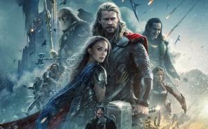 Thor - The Dark Kingdom Action