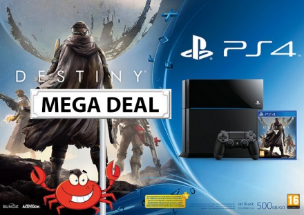 Destiny Mega Deal infoblogger-blog