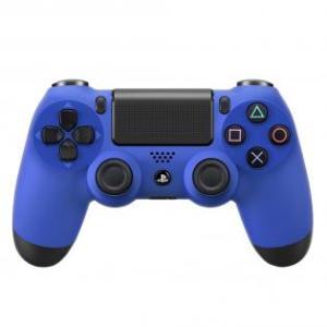 PS4 Controller blue infoblogger-blog